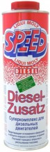 """Присадка """"Суперкомплекс для дизельных двигателей LIQUI MOLY SPEED DIESEL ZUSATZ"""" 1000мл (1975)"""