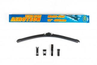 "Щетка стеклоочистителя Aerotech Multi-Flat 9464""18""450mm"