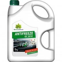 Антифриз зеленый G11 (готовый к применению) GreenCool 5кг.