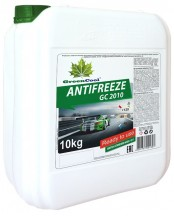 Антифриз зеленый G11 (готовый к применению) GreenCool 10кг.