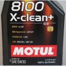 MOTUL 8100 X-CLEAN + 5W-30 1л