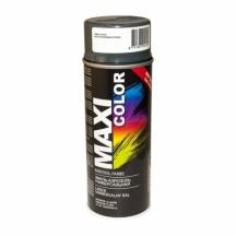 Эмаль-аэрозоль черная MAXI COLOR RAL9005 400мл
