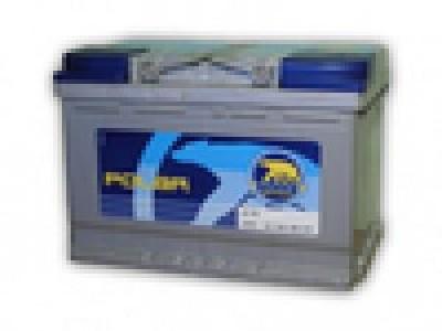 Автомобильный аккумулятор  BAREN 74Ah 680A ETN 0